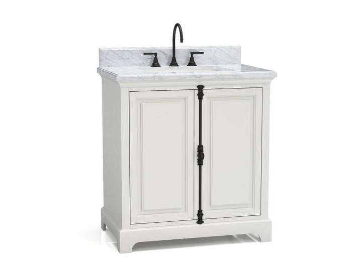 Icon Vanity Family - Dove White