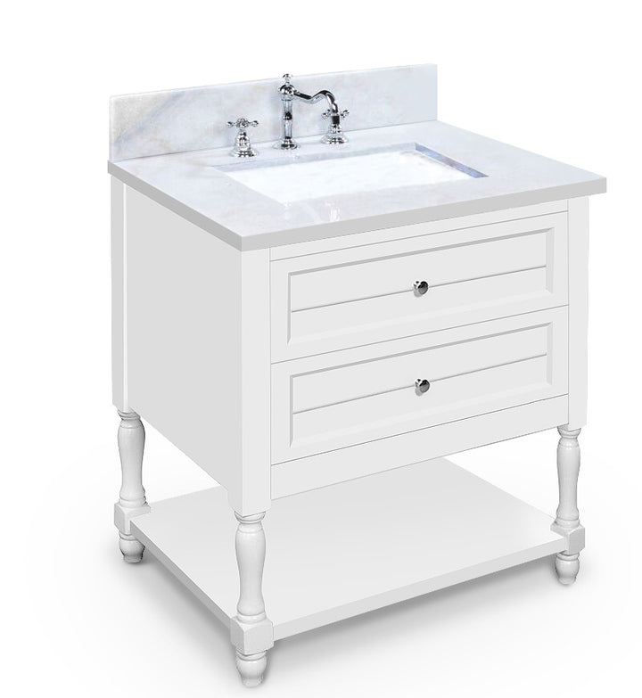 Elizabeth Bathroom Vanity Family