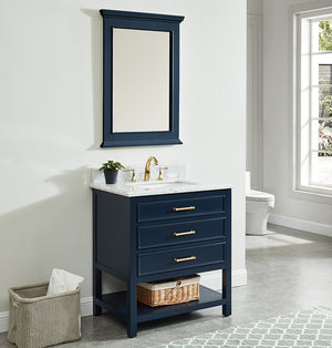 Broadway Vanity Family - Navy Blue