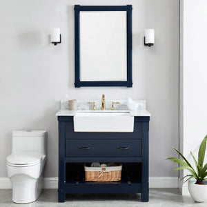 Farmington Vanity Family - Navy Blue