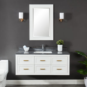 "Ralph 48"" Wall Mounted Vanity"