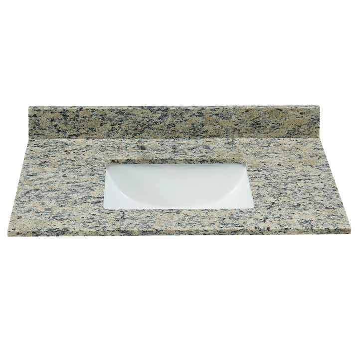 Santa Cecilia Light Granite Vanity Top