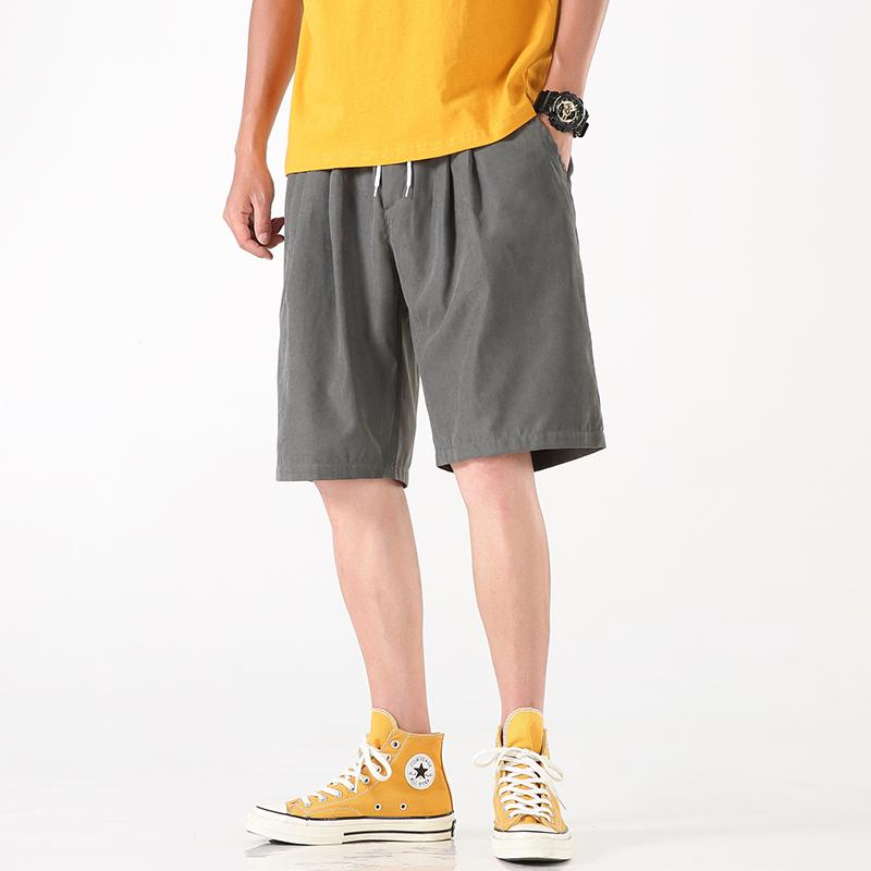 Men's Loose Tide Brand Casual Sports Beach Pants