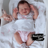 Little Camryn , Lifelike Reborn Baby Doll with Realistic Vinyl-Emma Realistic Toys-emma realistic toys