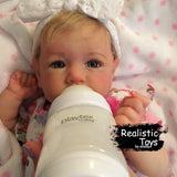 Little Cute Justice Reborn Baby Doll-Emma Realistic Toys-emma realistic toys