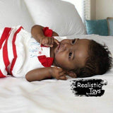Little Elaine Reborn Baby Doll Girl-Emma Realistic Toys-emma realistic toys