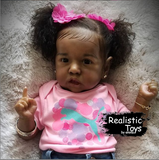 Little Jean Reborn Baby Doll Girl-Emma Realistic Toys-emma realistic toys
