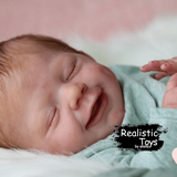Little Maddison Reborn Baby Doll-Emma Realistic Toys-emma realistic toys