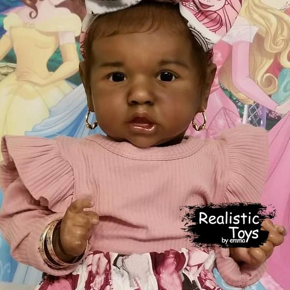 Rosale Truly Lovely Baby Doll Girl-Emma Realistic Toys-emma realistic toys