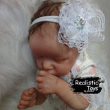 SoftTouch Real Lifelike Madilyn Reborn Baby Doll Girl-Emma Realistic Toys-emma realistic toys