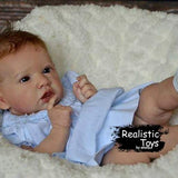 Sweet Thomas Reborn Baby Doll Girl Realistic Toys Gift Lover-Emma Realistic Toys-emma realistic toys