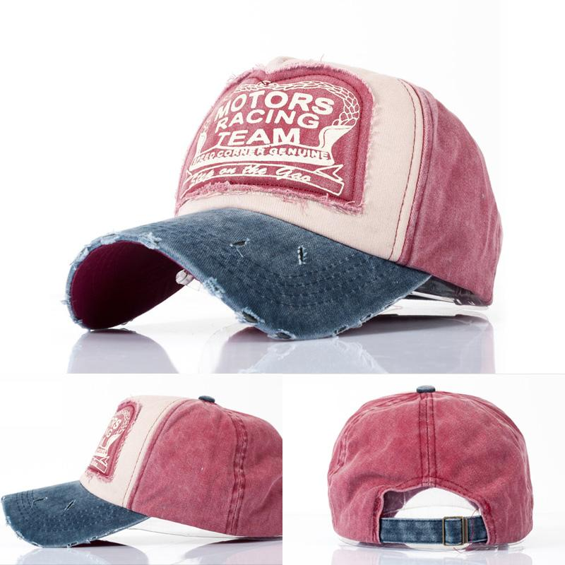 Classic Patch Baseball Cap