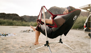 [2020 NEW]RECLINER LUXURY CAMPING CHAIR