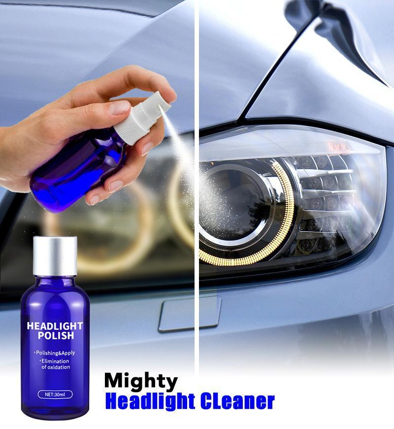 High Density Headlight Polish Liquidr