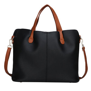 Soft Leather Fashionable Women Bag