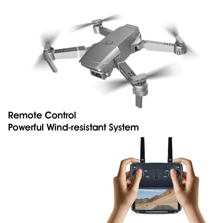 Free Shipping Best Foldable Drone With 720p HD Camera - ecocowild