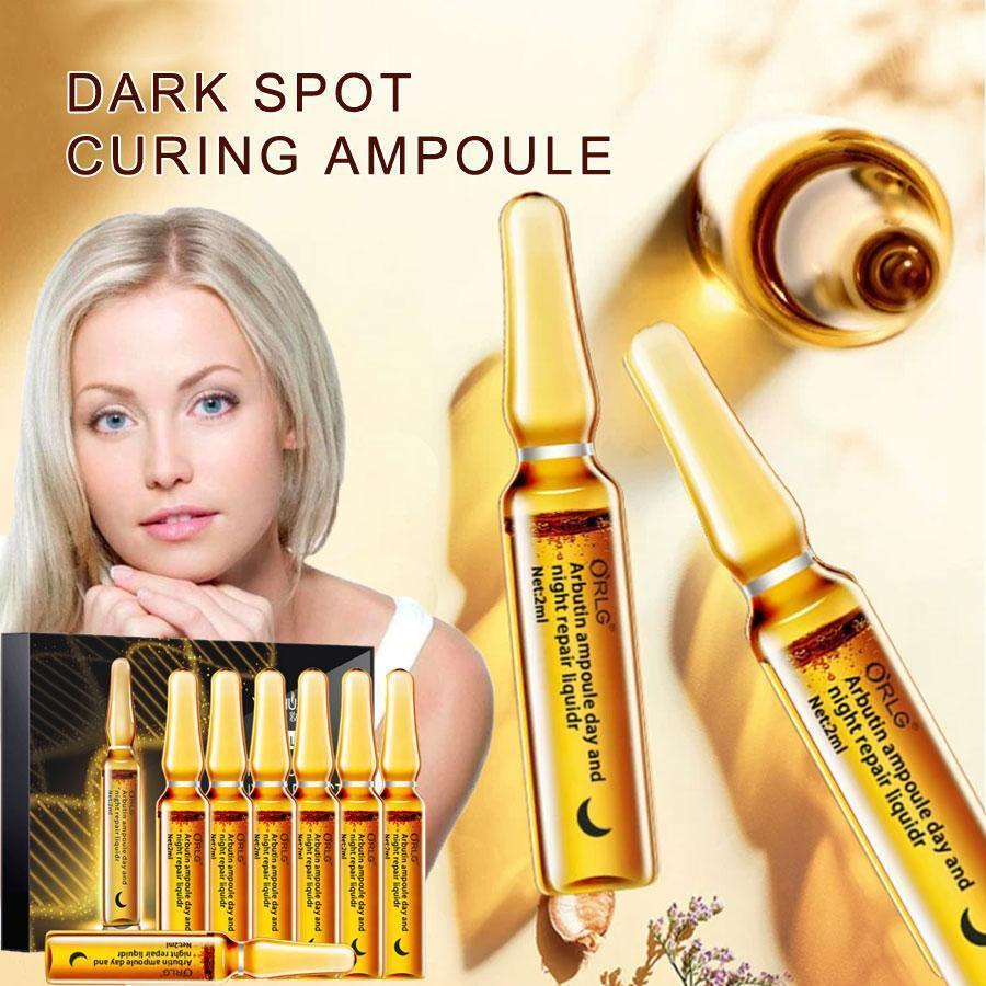 【HOT SALE】🔥DARK SPOT CURING AMPOULE-1 box👉7 bottles