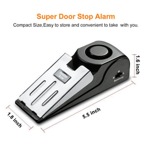 DOITOKEY ™ door stop alarm (wireless security system)