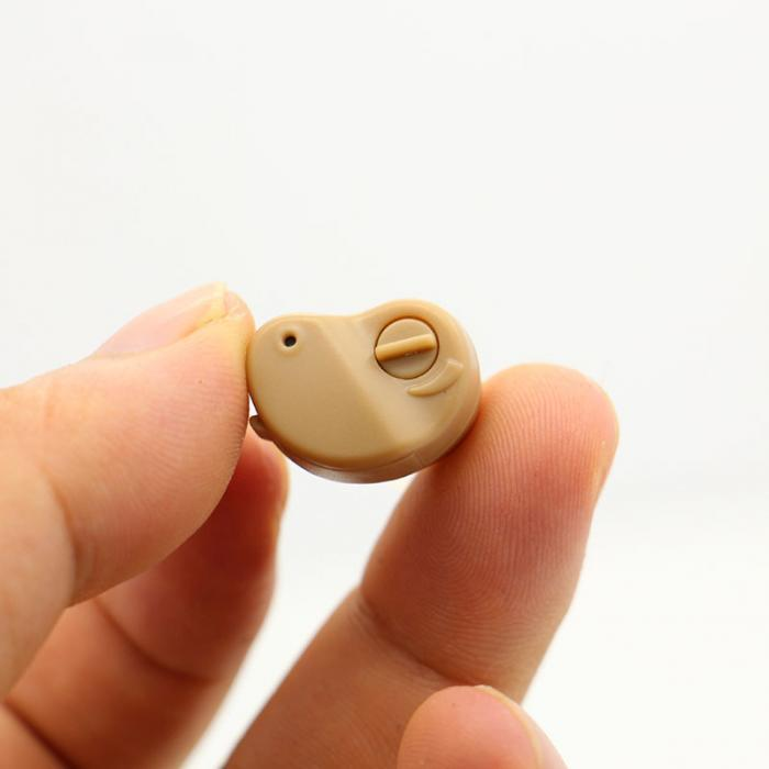 Super-Mini Hearing Aid--Free Shipping