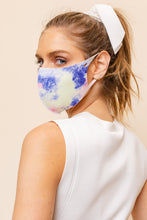 Load image into Gallery viewer, KIDS: BOLD TIE-DYE Mask-1Q-K (pack of 5)