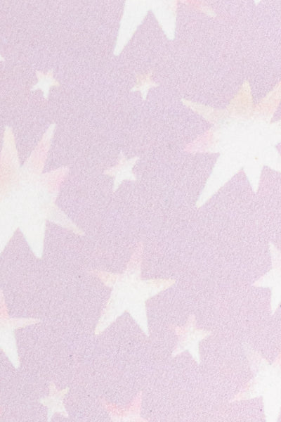 ADULT: BLUSH STAR PRINT - MASK-1021 (pack of 5)