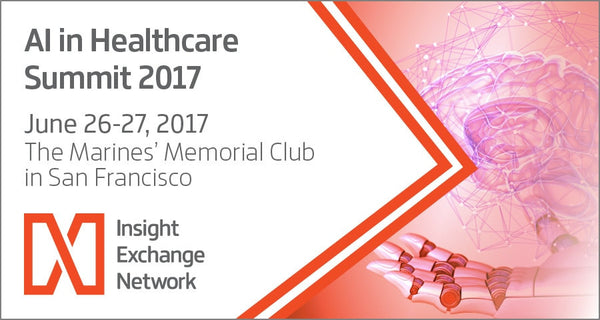 Hexoskin at the AI in Healthcare Summit - San Francisco June 26-27, 2017