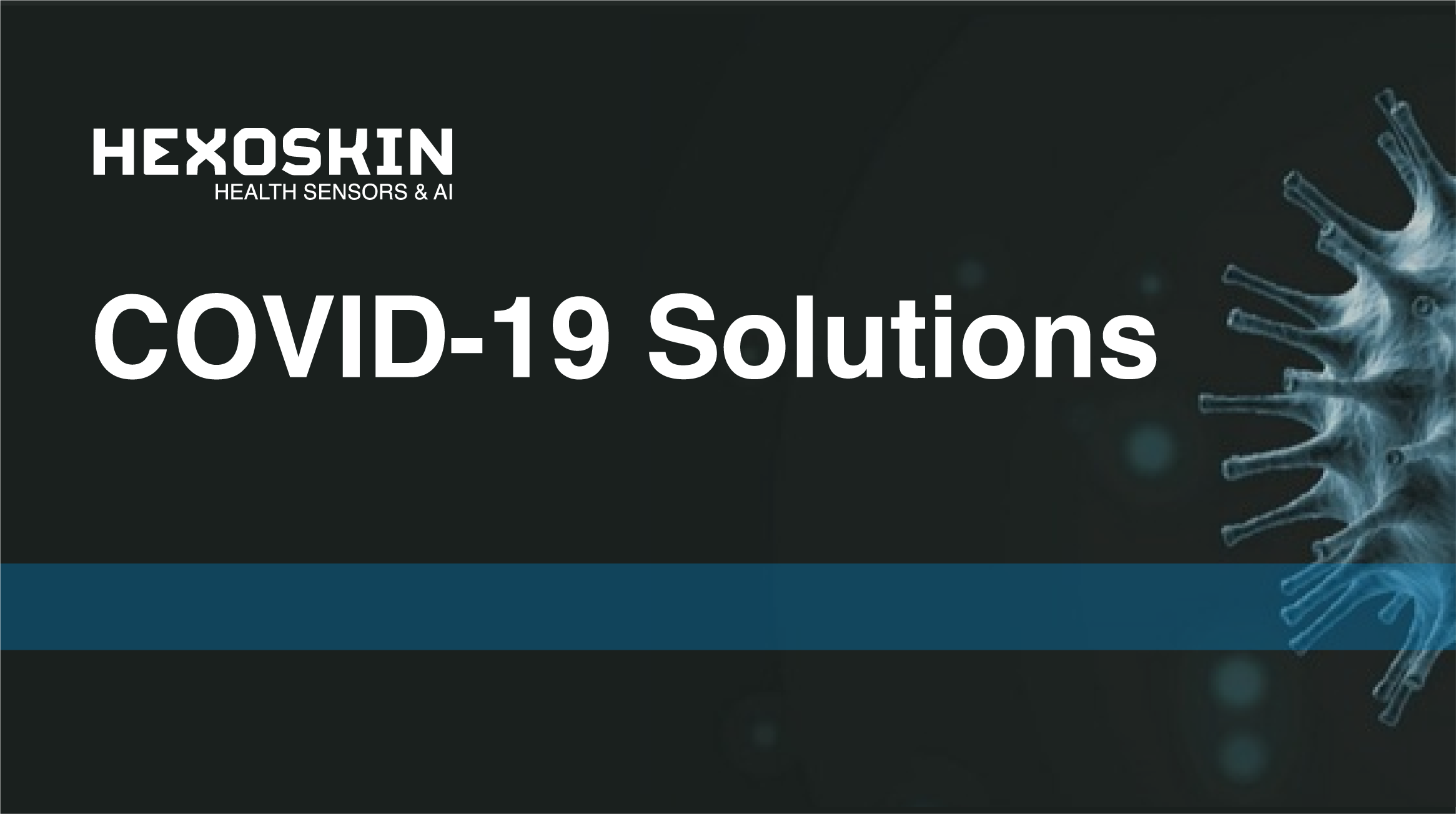 Hexoskin: COVID-19 Solutions