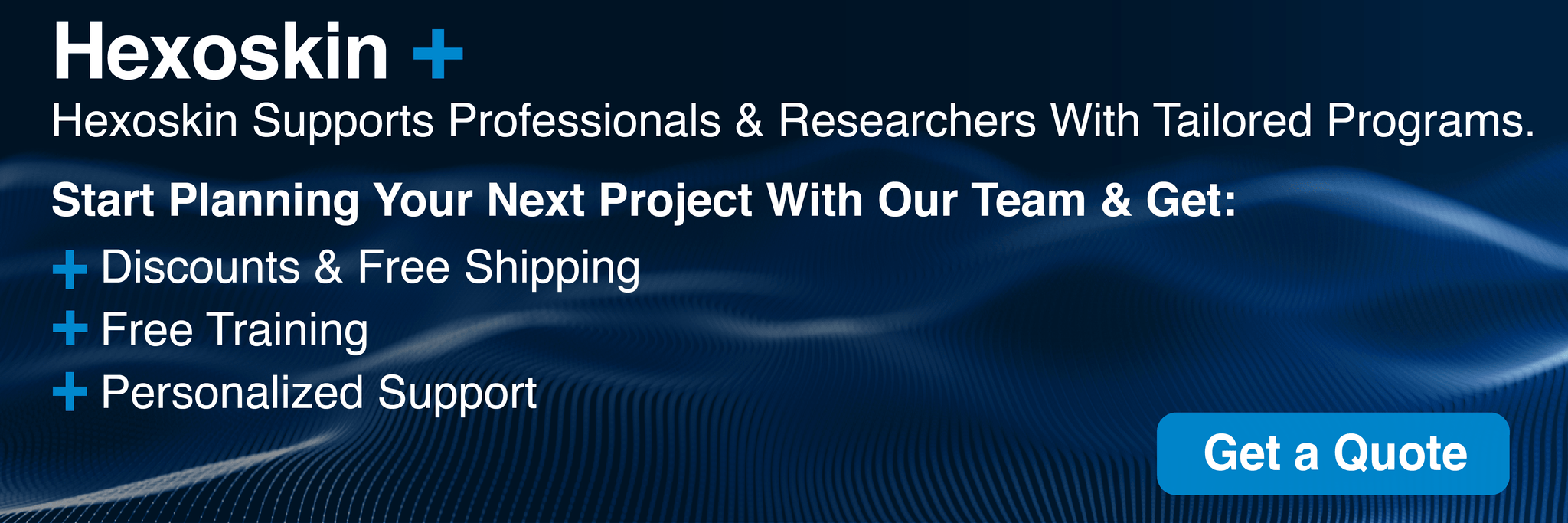 Hexoskin Plus Program For Professionals, Academic Researchers & Student