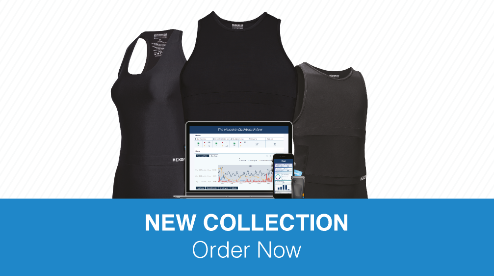 Hexoskin Shop - Smart Clothing Collection