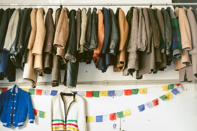 Vintage Clothing as an Ethical Alternative to Fast Fashion