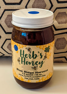 Blue Ridge Harvest - Full Season Honey