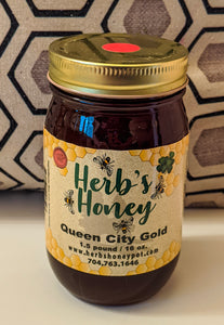Queen City Gold - Late Spring Honey