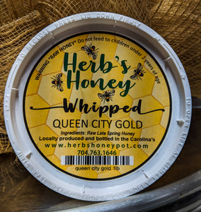 Whipped Honey