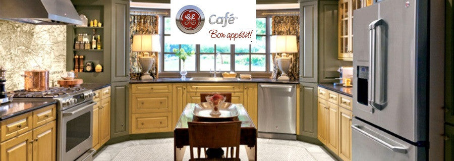 GE Cafe Kitchen Appliances