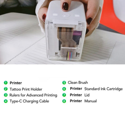 Handheld Color Printer