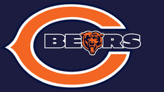 Team Pride Jelt Belt - Chicago Bears