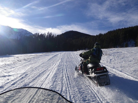 Fairy Lake Snowmobiling