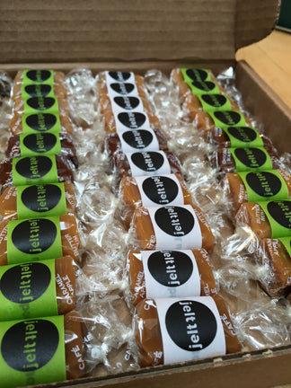 Jelt Custom Caramels by Good Karmal