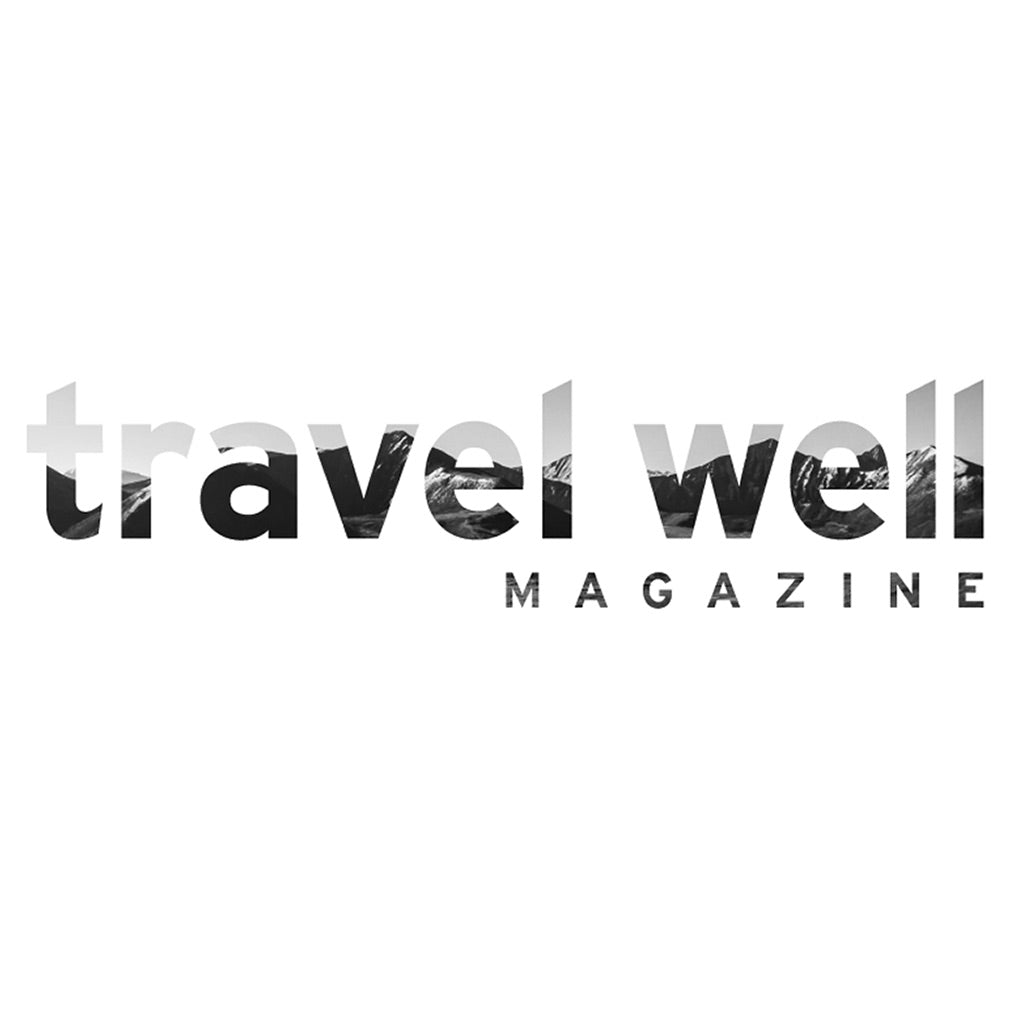 Jelt belts featured in Travel Well Magazine 2016 Holiday Gift Guide, 50 Gifts Under $50
