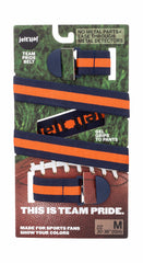 Orange/Navy Team Pride Jelt Belt
