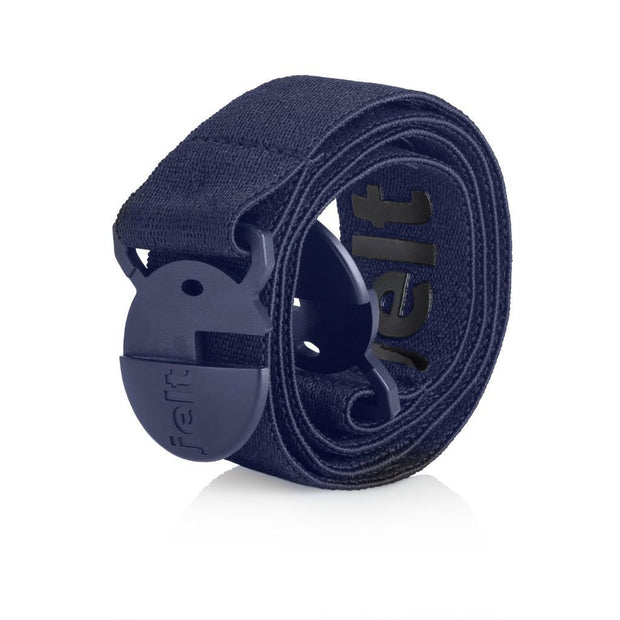 Jelt elastic belt in Denim Navy Blue