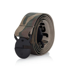f Jelt True Camo elastic belt shown rolled