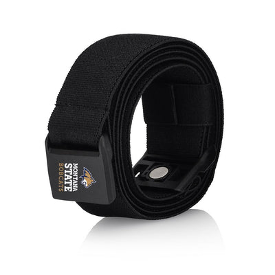 Montana State Bobcat JeltX Adjustable Belt in Black, by Jelt