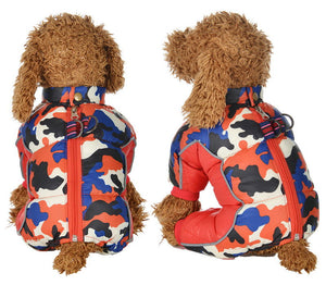 Warm Dog Jacket