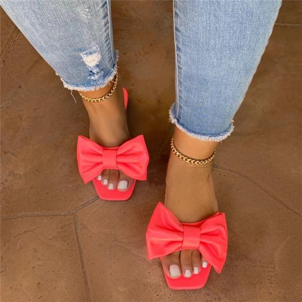Susiecloths Bow Sandals