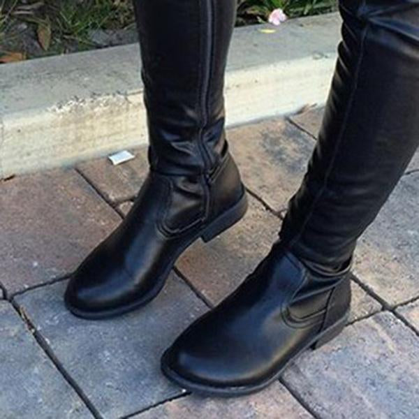 Susiecloth Trendy Over The Knee Long Boots