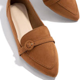 Susiecloths Women Casual Slip-On Flat Loafers