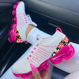 Susiecloths Air Flower Woven Fashion Sneakers