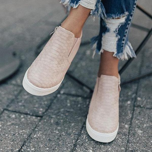Susiecloths Daily Comfy Wedge Sneakers