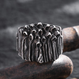 Crusade Pure 999 Silver Ring